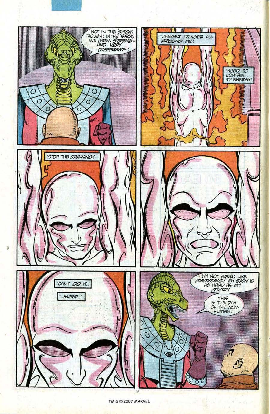 Read online Silver Surfer (1987) comic -  Issue #12 - 10