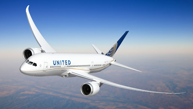 787 united airlines