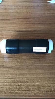 Cotran KC 97 cold shrink tube ile anten jumper kablo izolasyonu yapılabilir