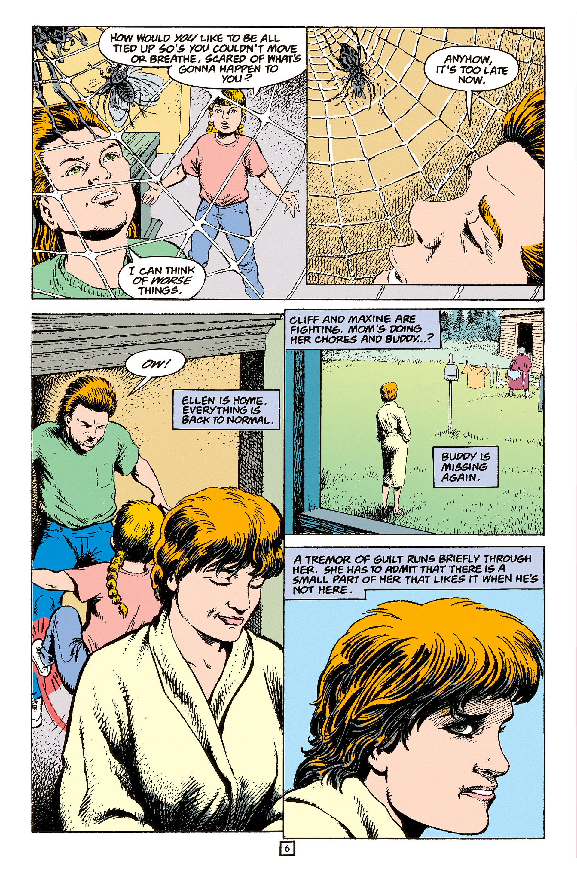 Read online Animal Man (1988) comic -  Issue #60 - 7