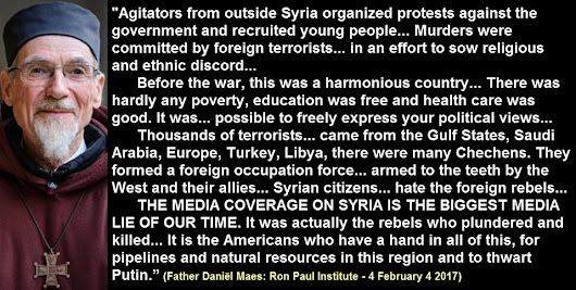 Syria - THE REALITY!
