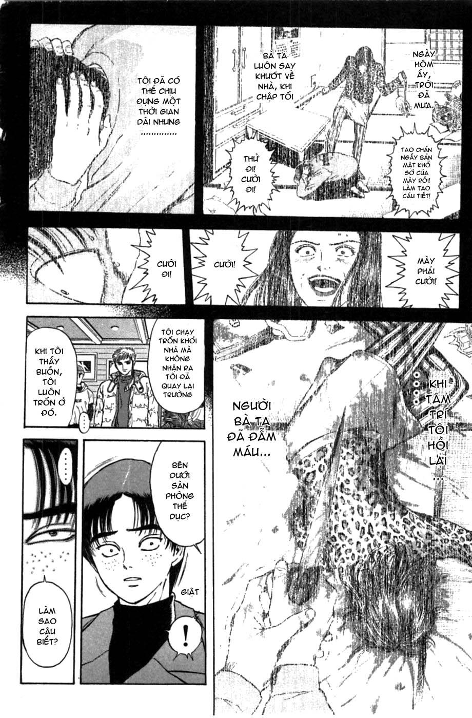 Psychometrer Eiji chapter 41 trang 17