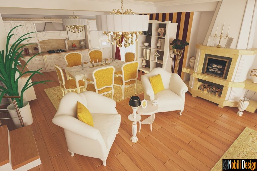 Design interioare case de lux Constanta - Design Interior-Amenajari Interioare-preturi