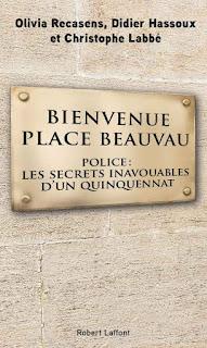Bienvenue Place Beauvau Broché