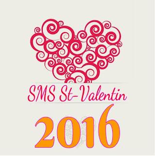 Saint-Valentin 2016 Carte de Vœux