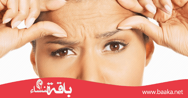 كيفية علاج تجاعيد الوجه المبكرة واسباب ظهورها