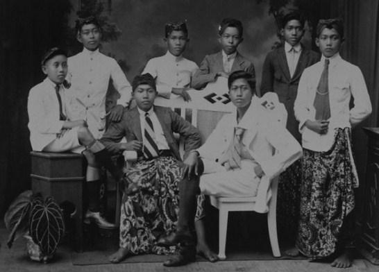 Kronologi, Sejarah dan Perkembangan Munculnya Kaum Terpelajar