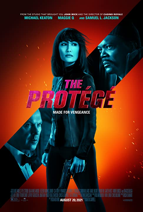 Nữ Sát Thủ - The Protege