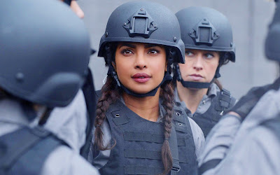 Priyanka Chopra As Alex Parrish Quantico HD Photo