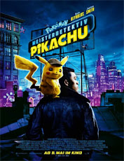 pelicula Pokémon Detective Pikachu (2019)