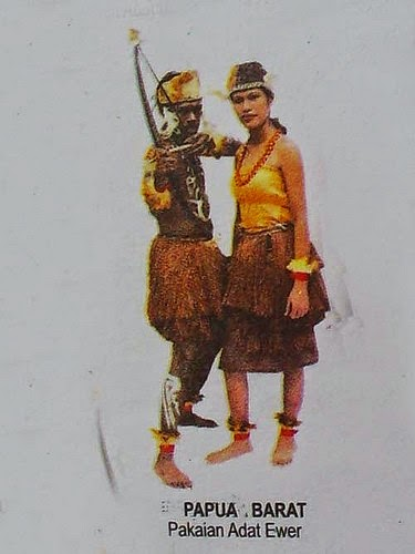Gambar Dan Daftar Nama Lengkap Pakaian Adat Daerah Indonesia Image