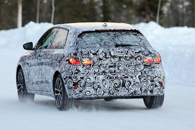 2018 Audi A1 engine range