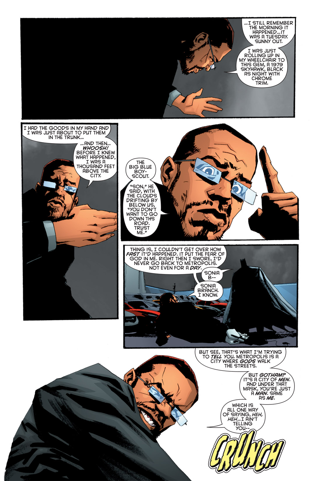 Detective Comics (1937) 877 Page 10