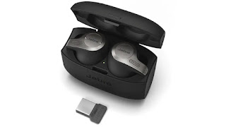 Jabra Launches Evolve 65T, World's Laid Out Unified Communications (Uc) Certified Wireless Earbuds Inwards India