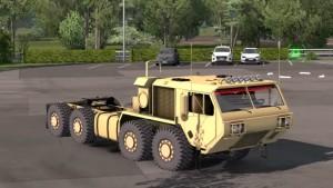Hemmit Military Truck mod