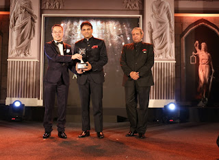 Parag Agarwal Founder & CMD JanaJal honoured with Asia Pacific Entrepreneurship Award Asia's leading non-governmental organization for entrepreneurship