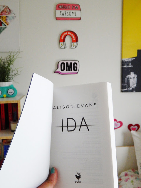 Ida No Spoiler Book Review | sprinkledpages