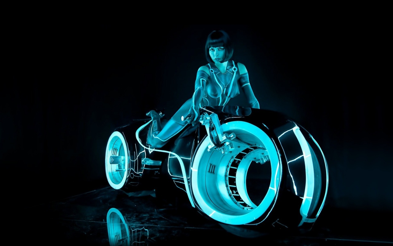 the tron light cycle - photo #9