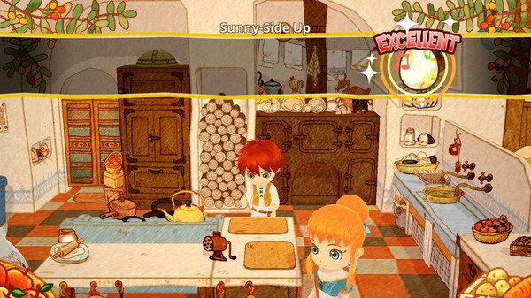 Little Dragons Café PC Full Español