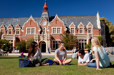 Overseas education in New Zealand