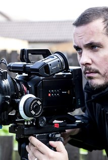 David Ryan Keith. Director of The Redwood Massacre