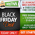 #BlackFriday HostPapa Black Friday Sale Exclusive up to 50% off