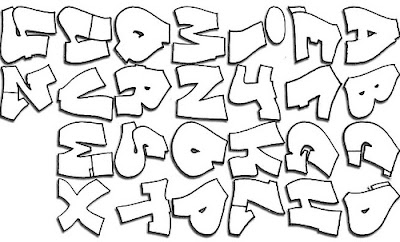 bubble graffiti font how do you draw i you in letters colorings net 7029