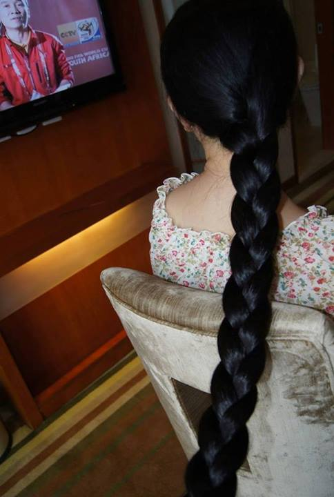 Hair Care And Beauty Tips Long Hair Braid