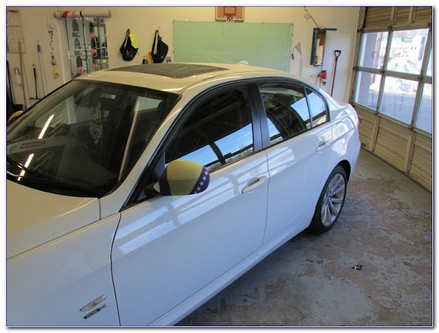 Tony's WINDOW TINTING Reviews