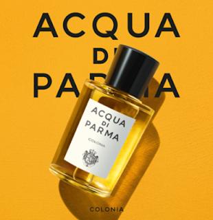 Regalan muestras gratis de la colonia Acqua di Parma