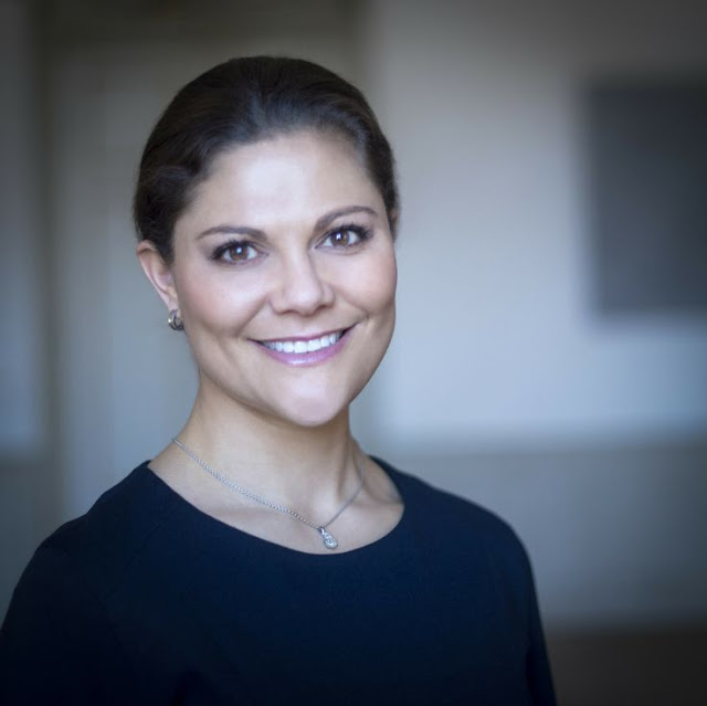New Official  Photo of Crown  Princess Victoria