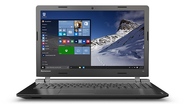 Lenovo Ideapad 100 15.6-Inch Laptop