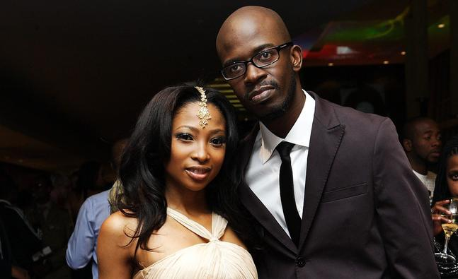 DJ Black Coffee And Enhle Mbali Tie The Knot
