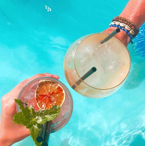 ideas de fotos para subir y arrasar en instagram este verano mojito gintonic gin
