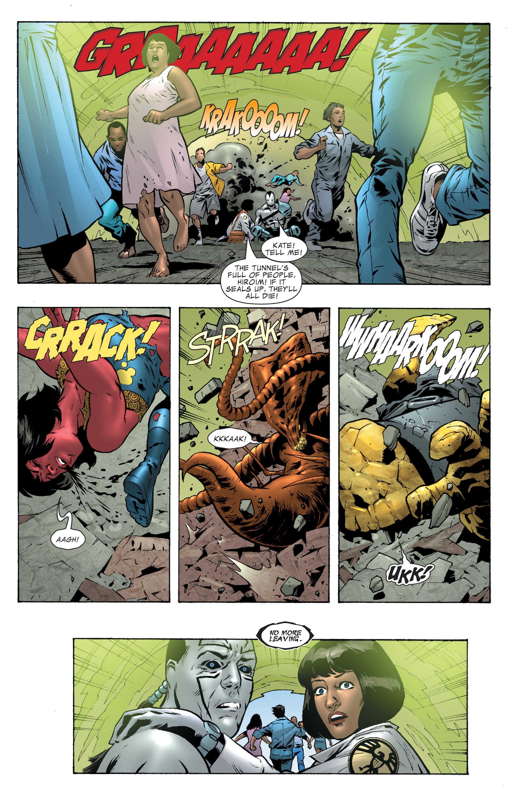 Read online World War Hulk Aftersmash: Warbound, Vol. 1 comic -  Issue #2 - 19
