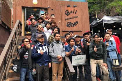 35 PMI Korea Belajar Bisnis Kuliner dari Pemilik Restoran Bali Bistro Di Seoul