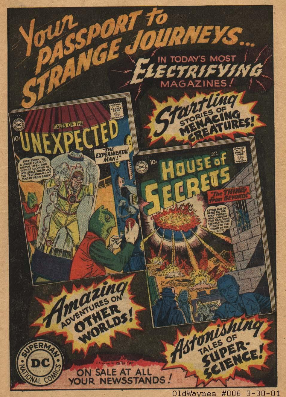 Strange Adventures (1950) issue 106 - Page 13