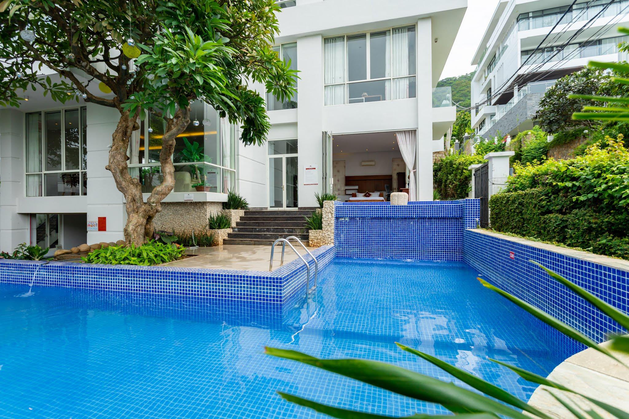 Cho Thuê Biệt thự Ruby Luxury Villa RL11 Bãi Trước Vũng Tàu