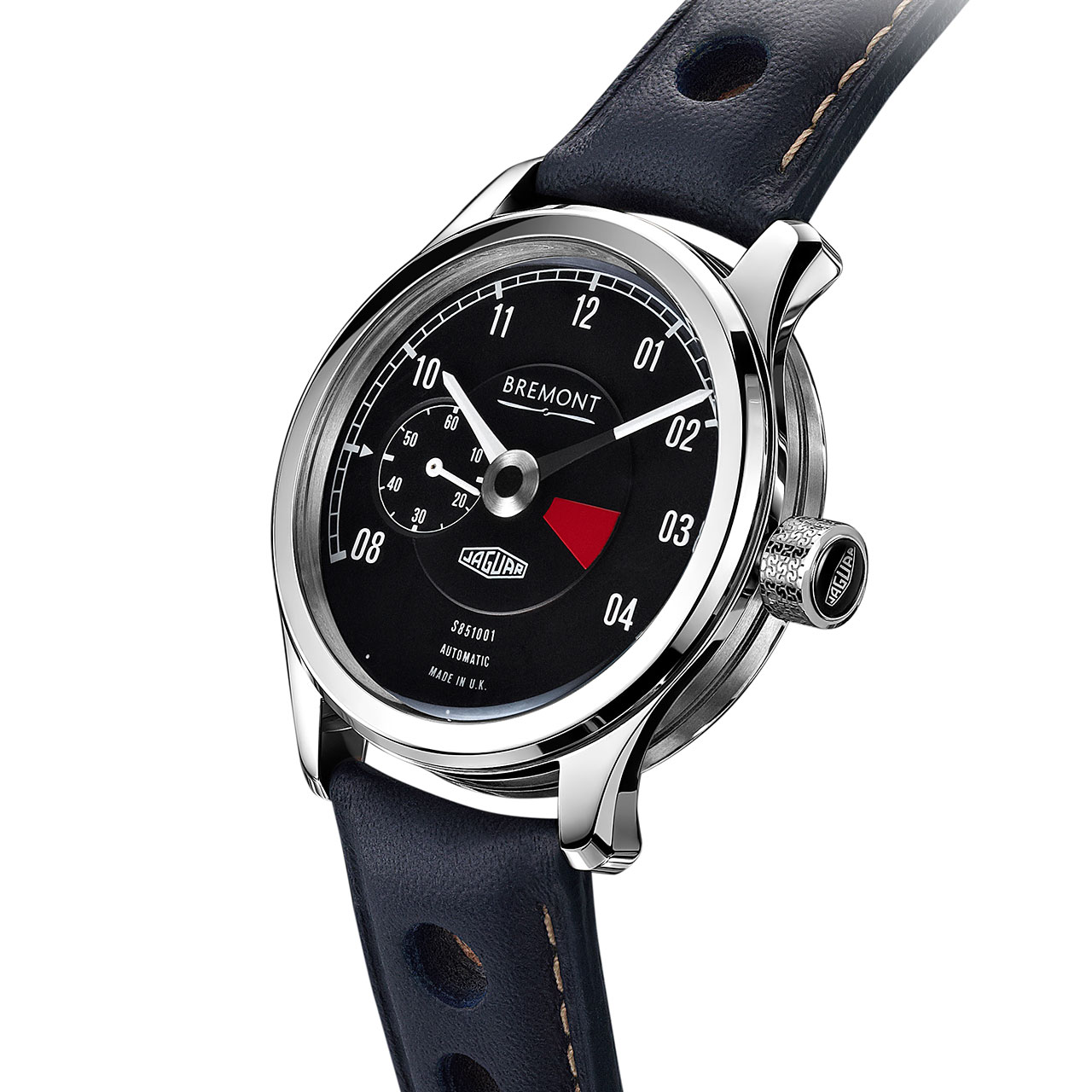 Jaguar and Bremont Lightweight E-Type