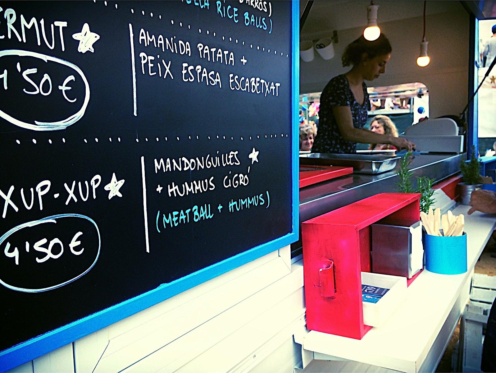 La Street Food más cool: Van Van. Mercat Gastronòmada