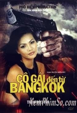 Xem Phim Cô Gái Đến Từ Bangkok 2013