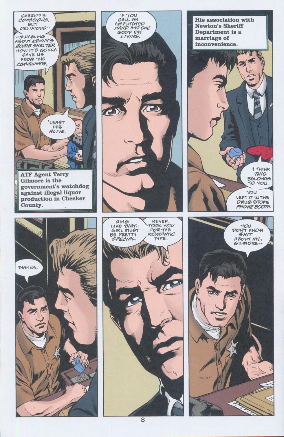 Read online American Century comic -  Issue #12 - 9