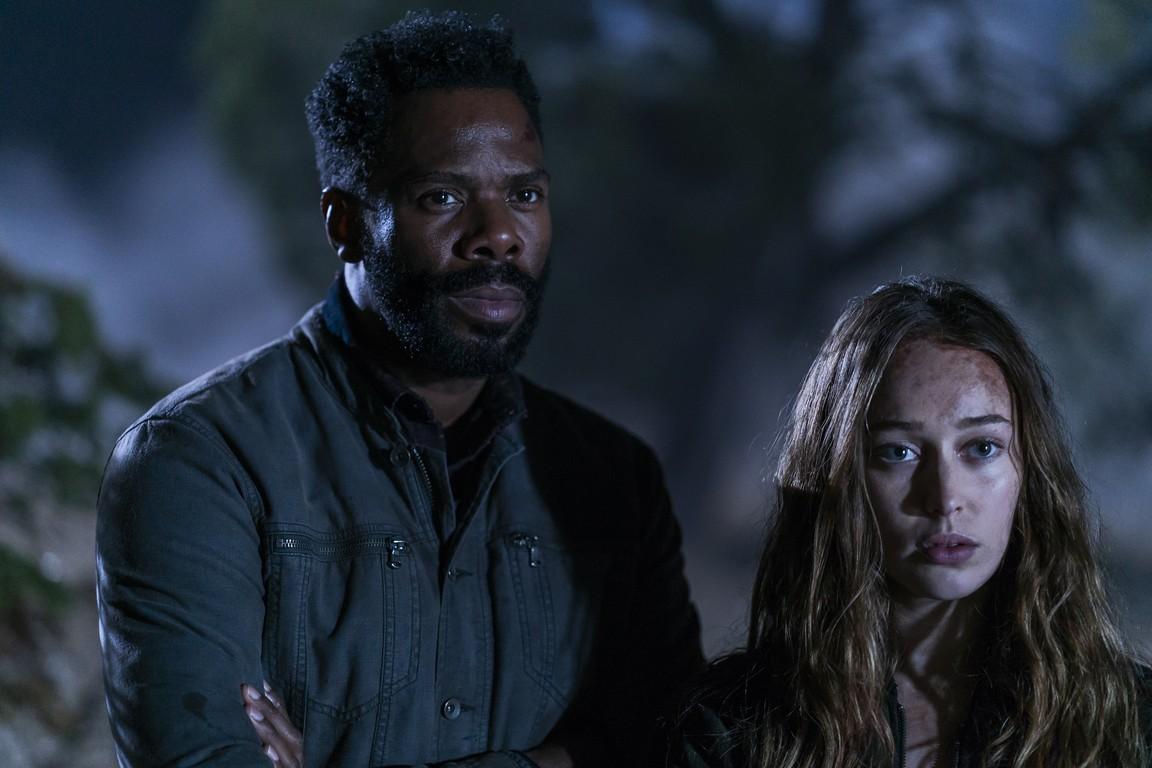 Fear the Walking Dead- Season 4 Episode 08: No One's Gone