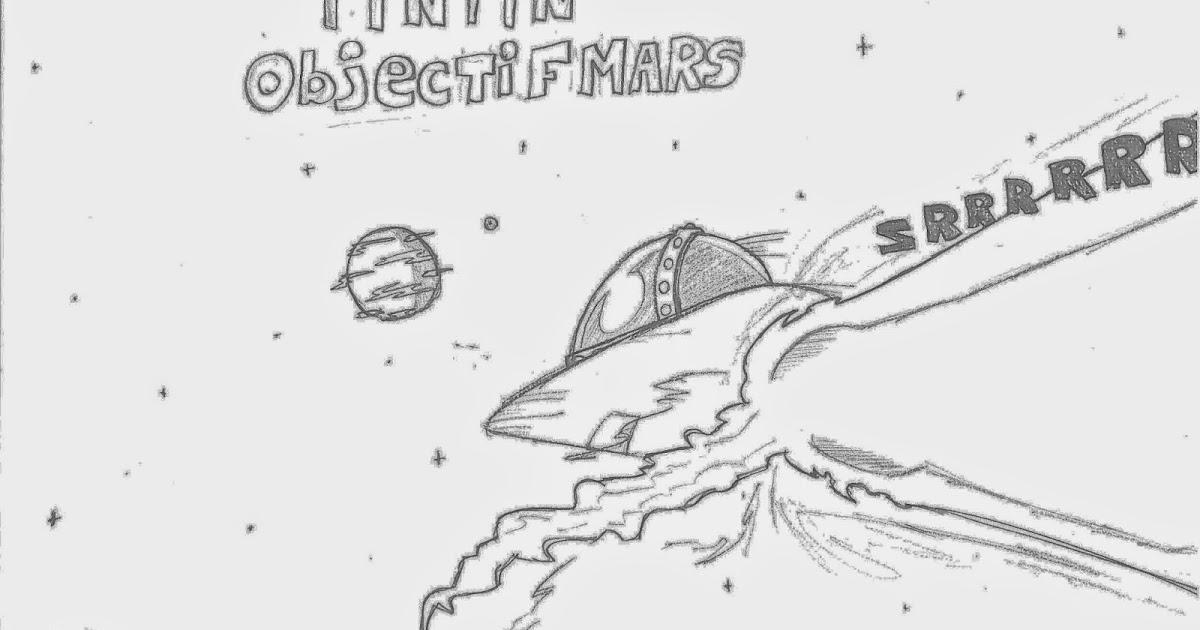 BenQz industrie: Tintin objectif Mars