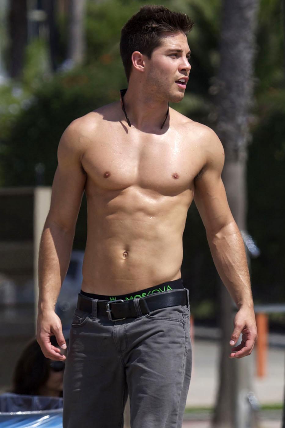 oh men gay famous men dean geyer shirtless