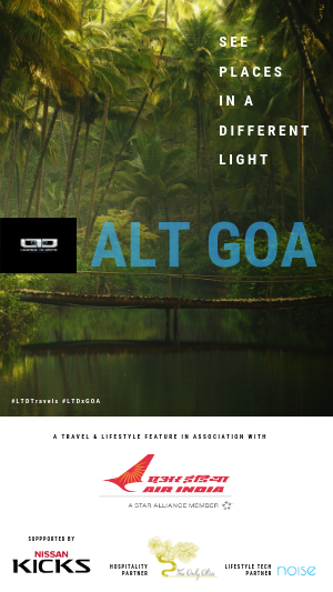Travel Feature LTDxGoa