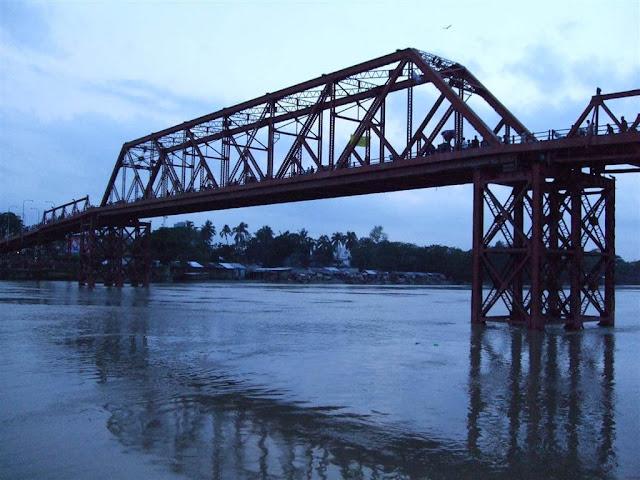 Surma bridge or Keane bridge