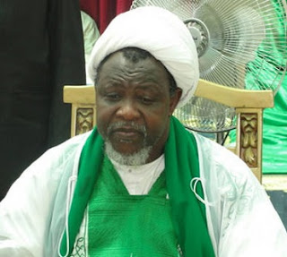 Sheik Ibrahim El-Zakzakky, The Leader of Islamic Movement in Nigeria (IMN)