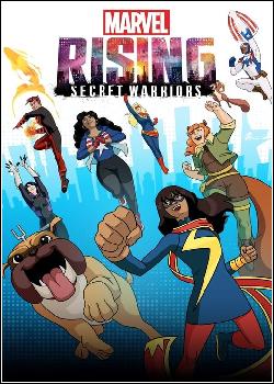 Marvel Rising: Guerreiros Secretos Dublado