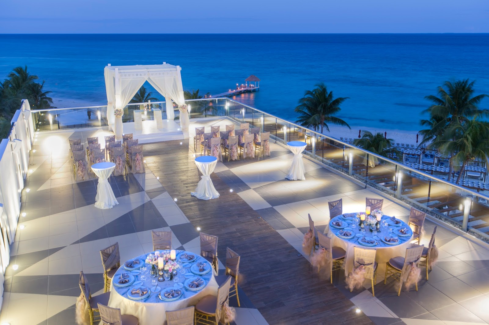 Perfect Weddings Abroad Blog Top Wedding Locations In Mexico